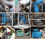Briquette Machine Photos